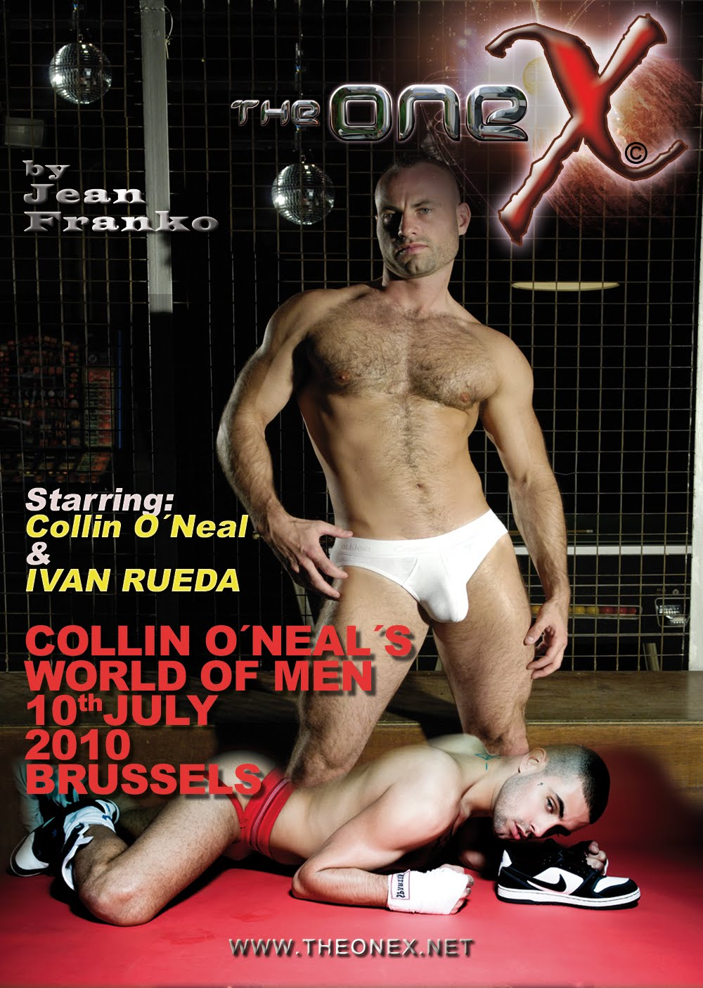 Collin Oneals World Of Men Spain 4