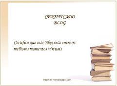 Blog Certificado pela Dina