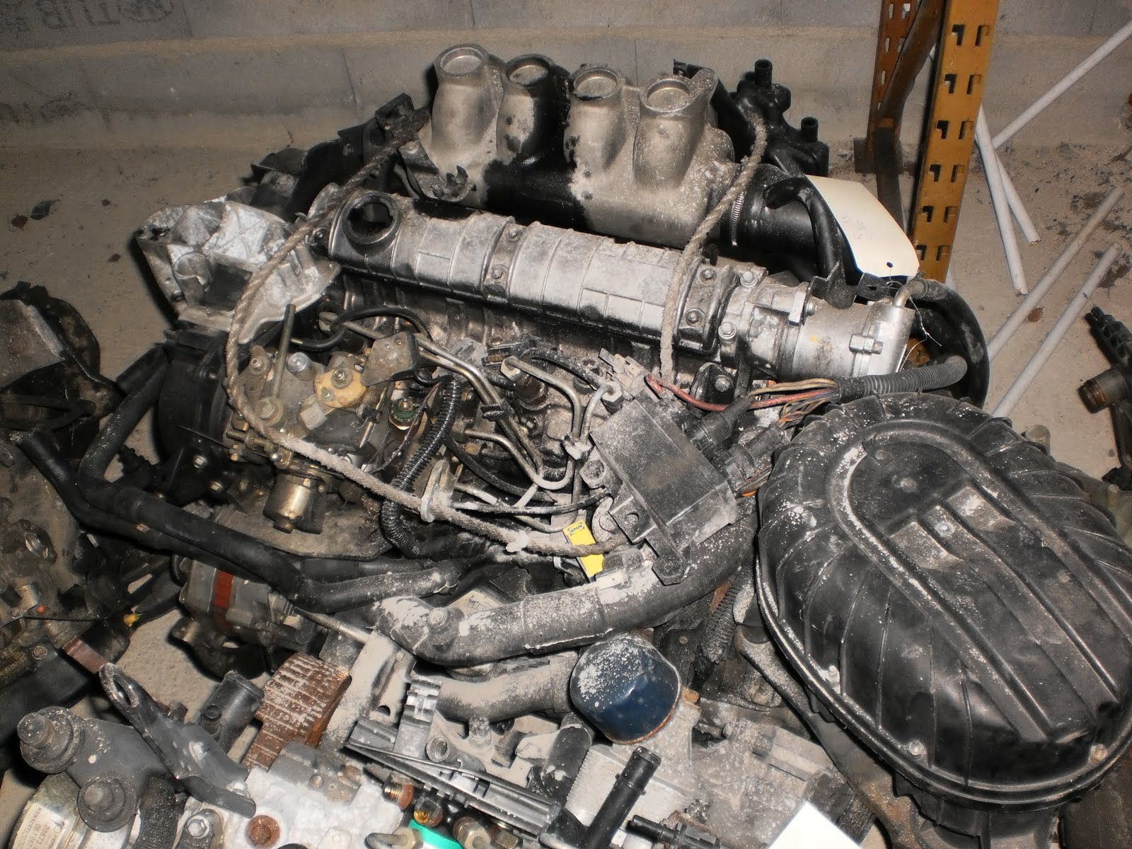 car export bader dijon pieces detachees d 39 occasion moteur renault r21 traffic r25 diesel. Black Bedroom Furniture Sets. Home Design Ideas