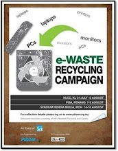 KEMPEN KITAR SEMULA E-WASTE