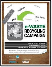 Mari Sertai Kempen e-waste