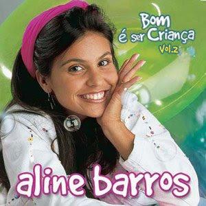 Aline Barros - Bom é Ser Crianca - vol 02 1999
