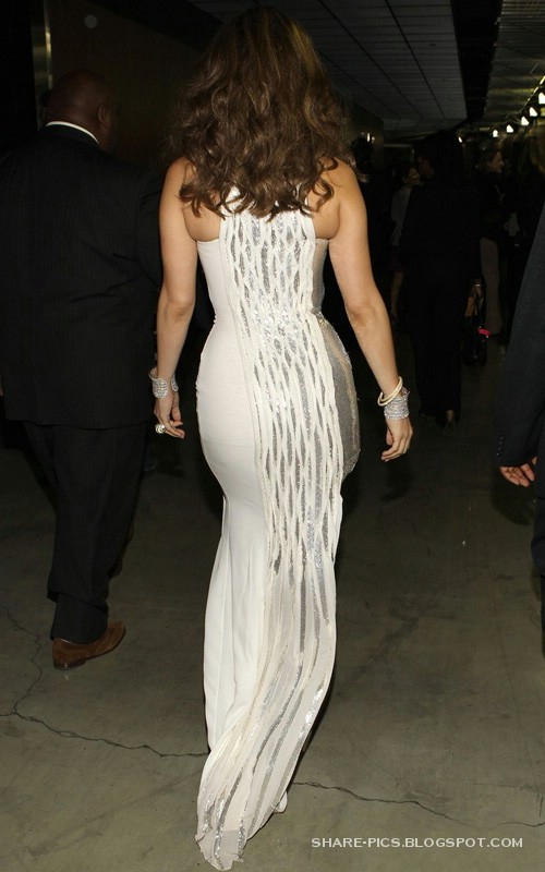 Jennifer Lopez in Sexy Arse shoot in 52nd Grammy awards 2010 Los Angeles