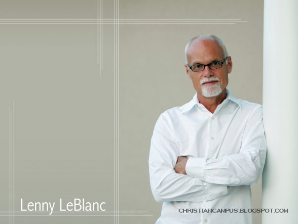 Lenny Leblanc 2010 Wallpaper