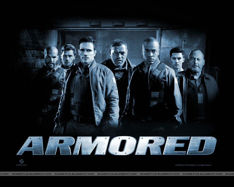 Armored the movie