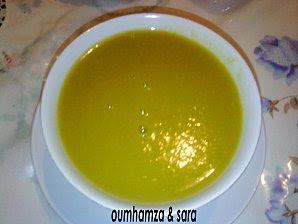 Sobba marocaine / Velouté aux légumes Photo140909-086