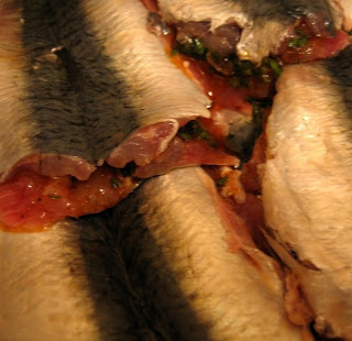 Sardines rôties à  la marocaine Sardines11
