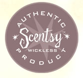 Scentsy is a new wickless candle Get one here!!
