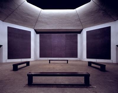 Mark Rothko Chapel. -Mark Rothko