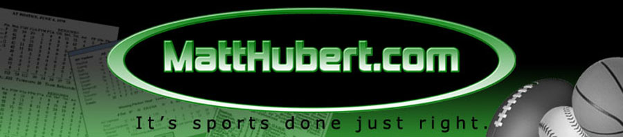 MattHubert.com: It's sports done just right