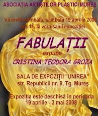 "Expozitia ""Fabulatii"""