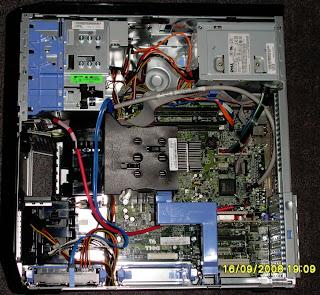 Dell XPS 420 Innenansicht