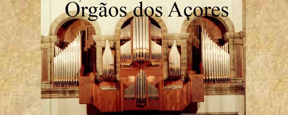 Órgãos dos Açores