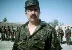 Abdul Rashid Dostum (also known as Heavy D, D-Diddy)