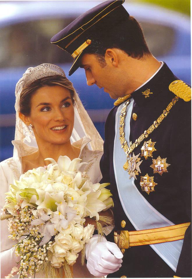 foto princesa letizia: