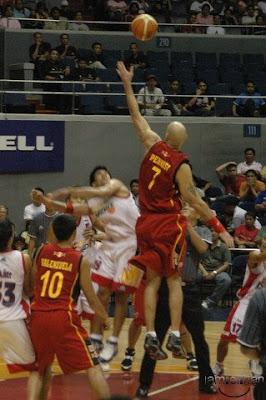 San Miguel Beermen Basketball Games Updates