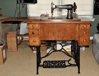 domestic sewing machine serial numbers