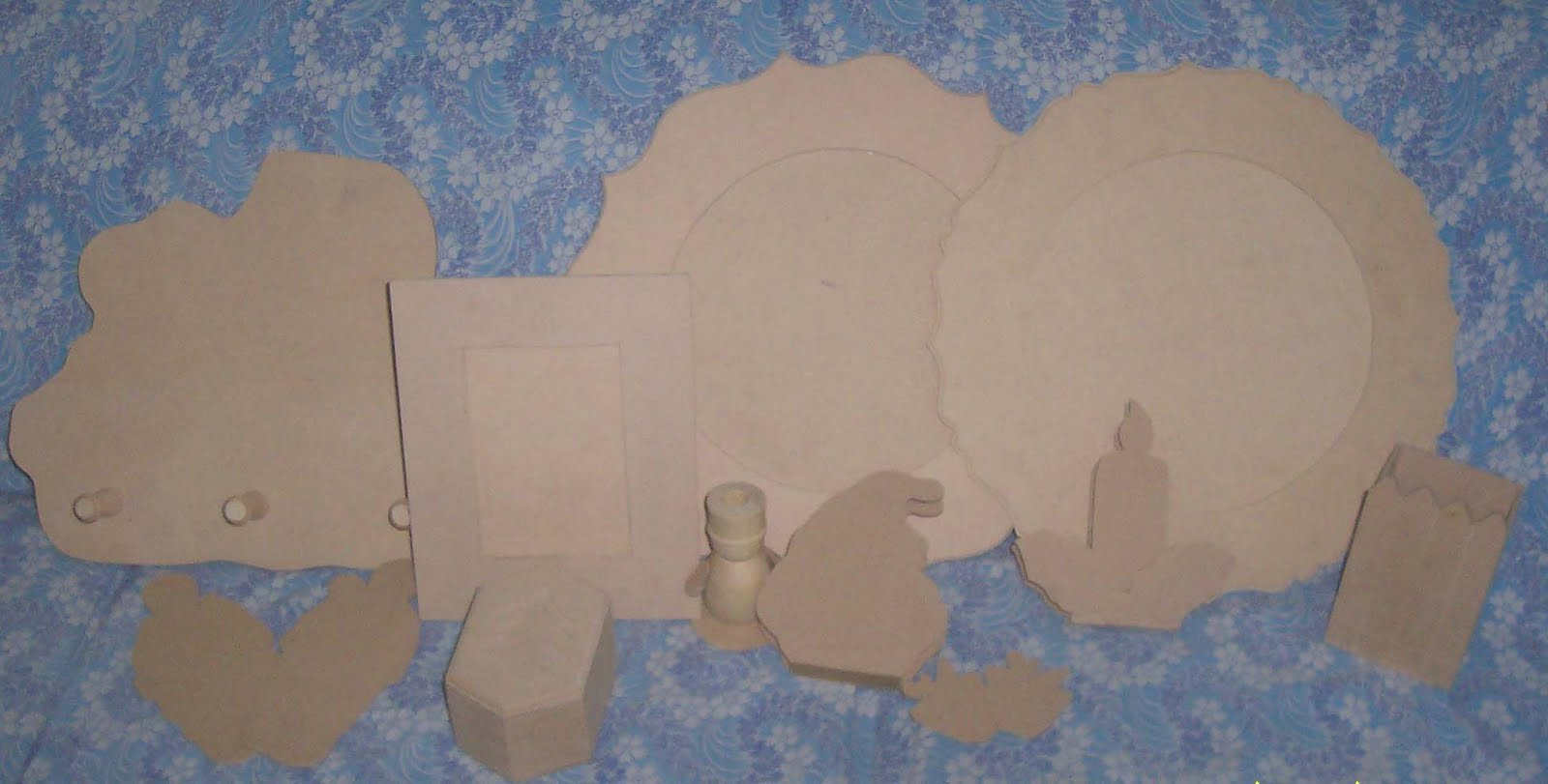 Manualidades en trupan y pintura que tipo de madera se - Pintura para pintar madera ...