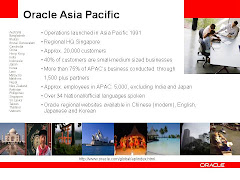 Oracle Asia Pacific