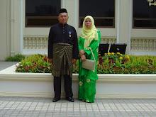 At Istana Negara