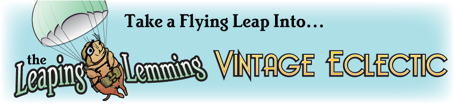 The Leaping Lemming Blog