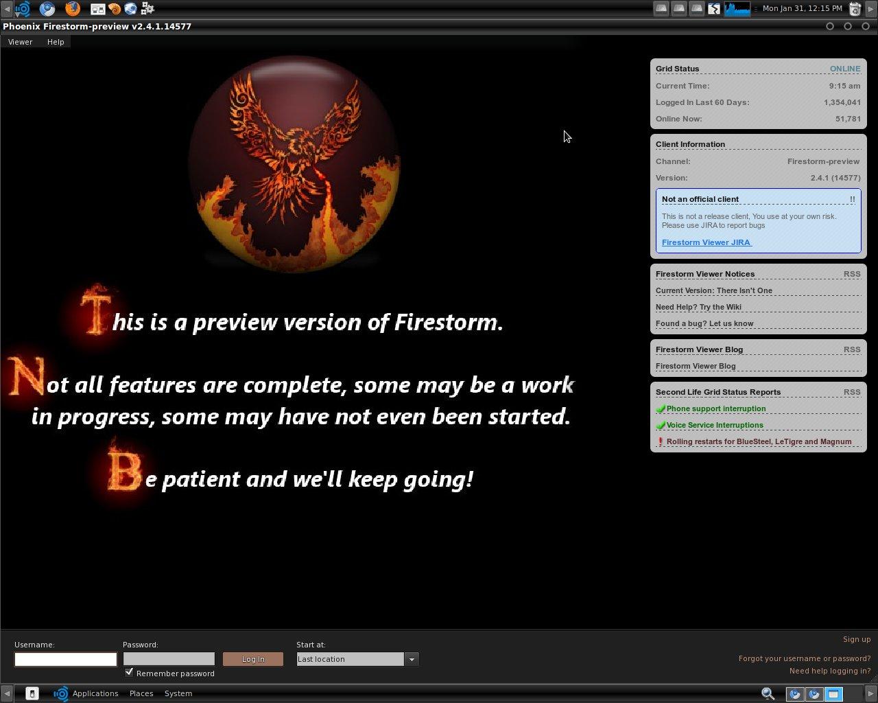 firestorm second life viewer download