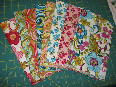 Summer Solstice Fat Quarters