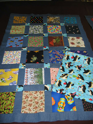 I Spy Quilt Tops