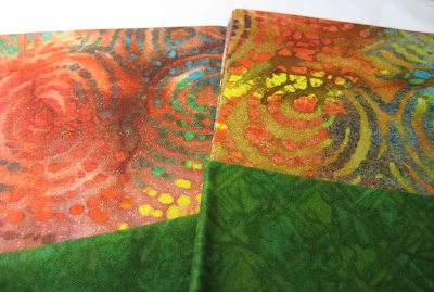 Nancy's Cinch Sack fabric