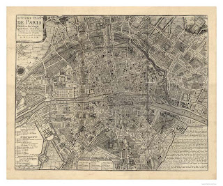 DIY Large Scale Printable Maps The Painted Hive - Oversized vintage maps