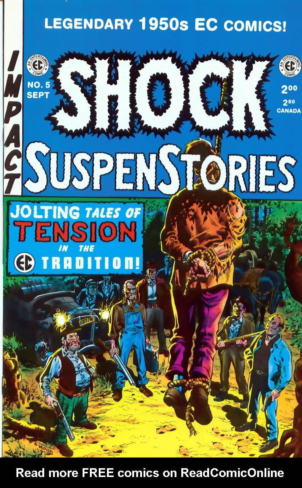 Shock SuspenStories 5 Page 1