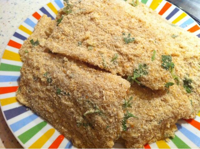 zagara: filetti di merluzzo impanati - Filetti Di Merluzzo Surgelati Come Cucinarli
