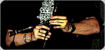 las manos de Luisma · Adunia Folk