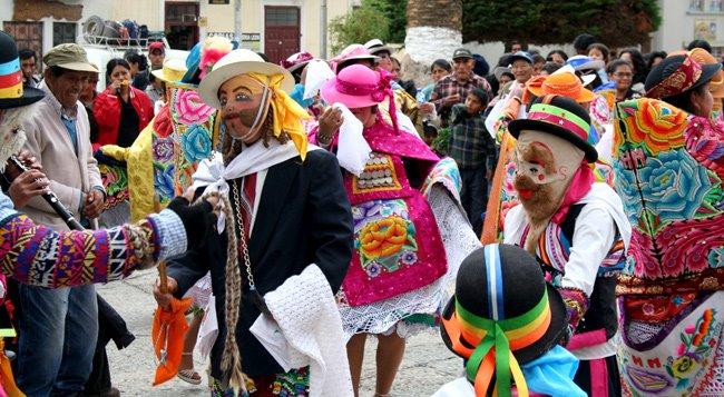 bailes tipicos en tarma