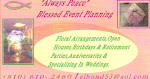 Always Peace Blessed Event Planning