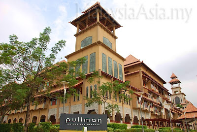 Pullman Hotel and Resort Putrajaya