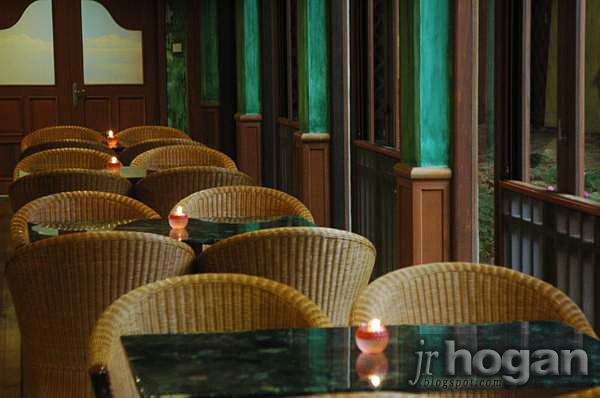 Coffee House in Sarawak Borneo
