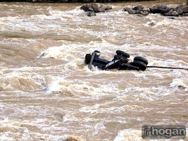 Class 5 Rapids Padas River Malaysia