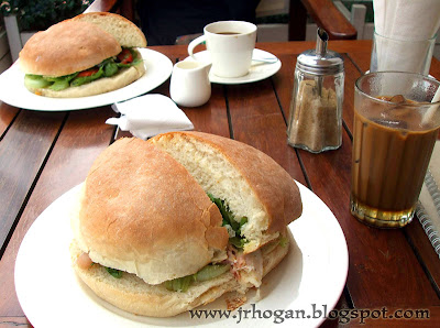JoMa Bakery Cafe Viantiane