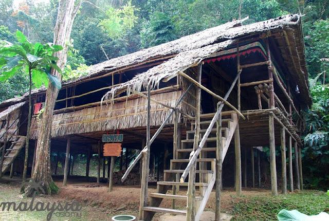 Bajau House Sabah