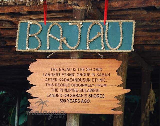 Sabah Bajau