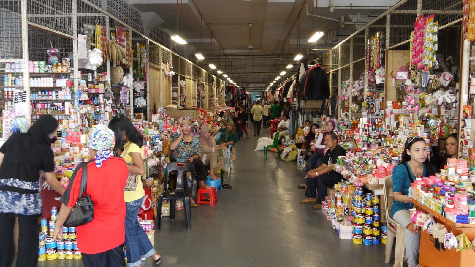 Sandakan Market With Lumix Gf1 Camera Malaysia Asia