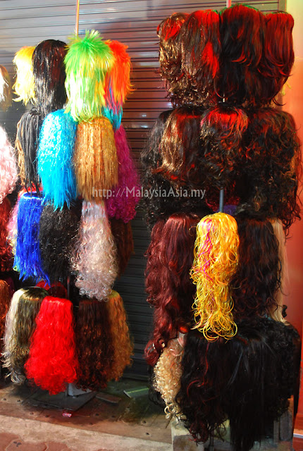 Thailand Colored Wigs