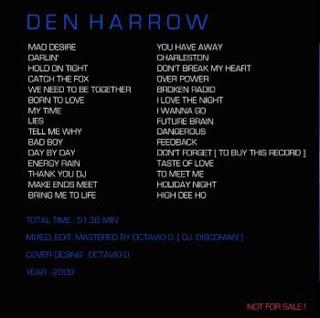Den Harrow - Tell Me Why