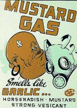 Todo lo que te gustaría leer sobre las armas químicas...