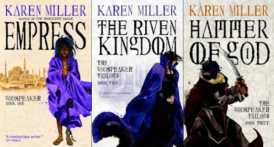 The Prodigal Mage (Fisherman's Children, Book 1) by Miller, Karen