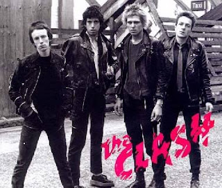 The Clash Was A Punk Group From 1976 To 1986Theyre UK They Made 6 Albums But Most Imprtant Famouss LONDON CALLING In 1979
