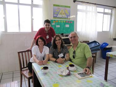 Natal 2010 asilo idosos Serte.