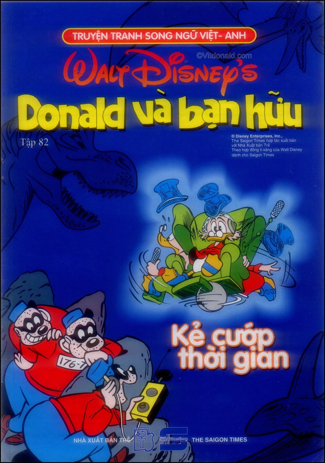 Donald và bạn hữu chap 82 - Trang 3