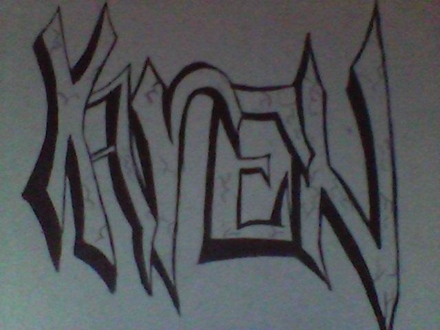 Graffiti El Nombre De Karen